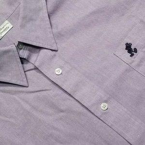 2XL Purple WALT DISNEY Mickey Mouse Long Sleeve